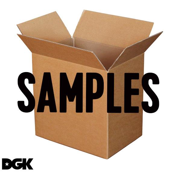 DGK SAMPLE SET 1 SPRING 17