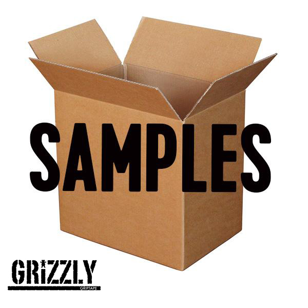 GRIZZLY SAMPLE SET 8 SPRING 15 - Click to enlarge