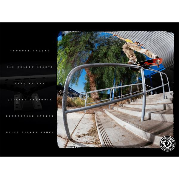 THU PROMO POSTER MILES SILVAS - Click to enlarge