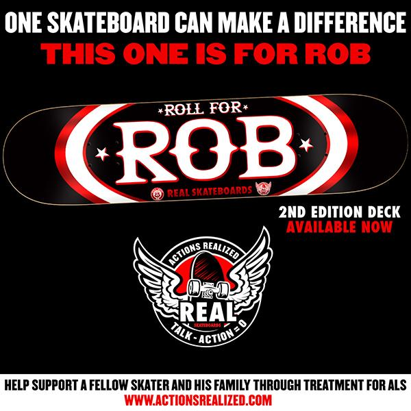RL DECK ROLL FOR ROB 8.25