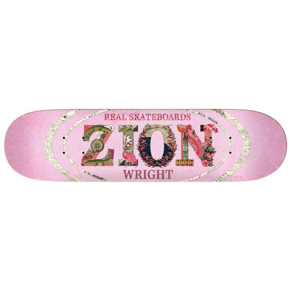 RL DECK C&P OVAL ZION 8.06 - Click to enlarge