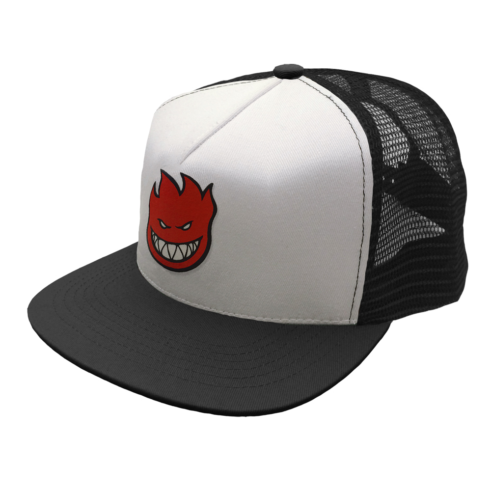 SF CAP TRKR BIGHEAD FILL WHT - Click to enlarge