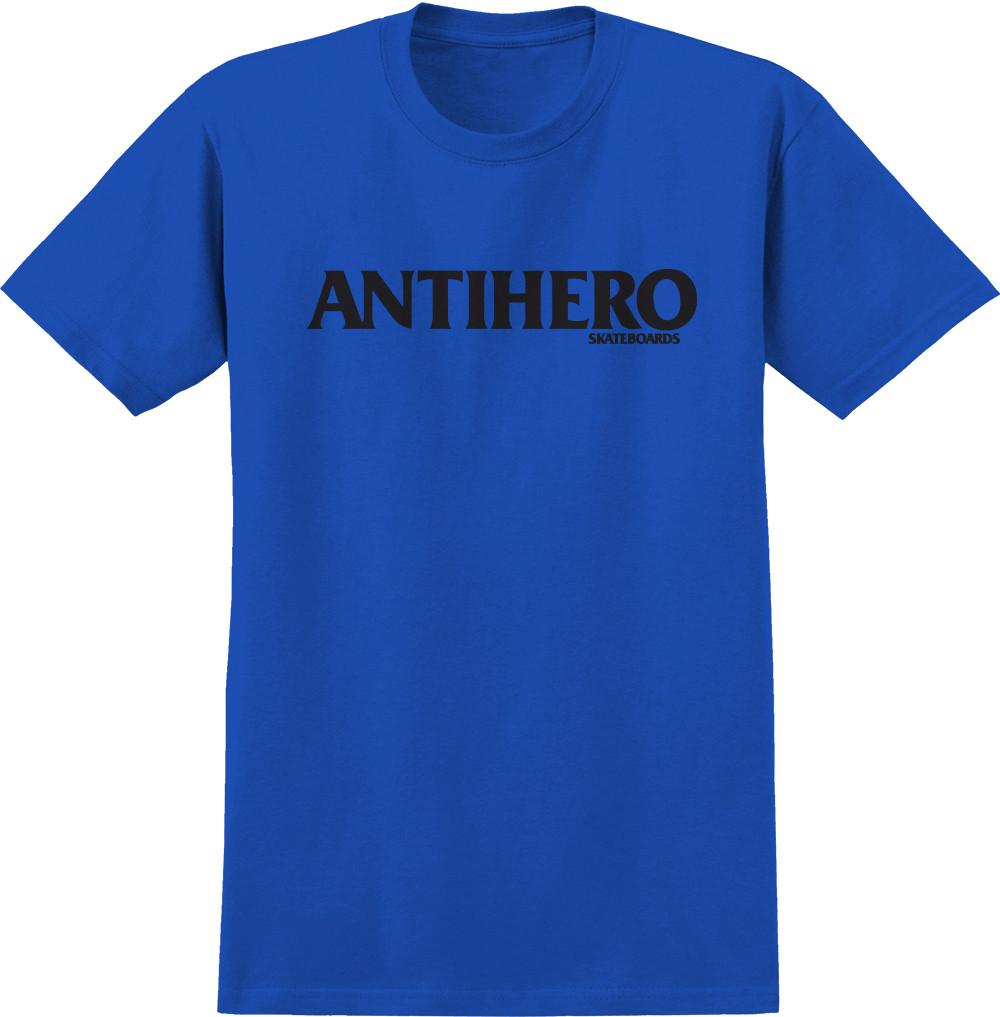 AH TEE BLACKHERO LONG RYL/BK L - Click to enlarge