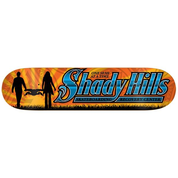 AH DECK SHADYHILLS LG 8.5 - Click to enlarge