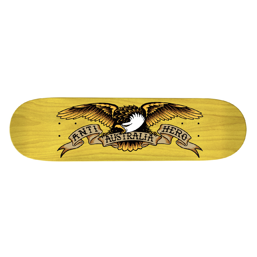 AH DECK OZ EAGLE BLUE 8.25 - Click to enlarge
