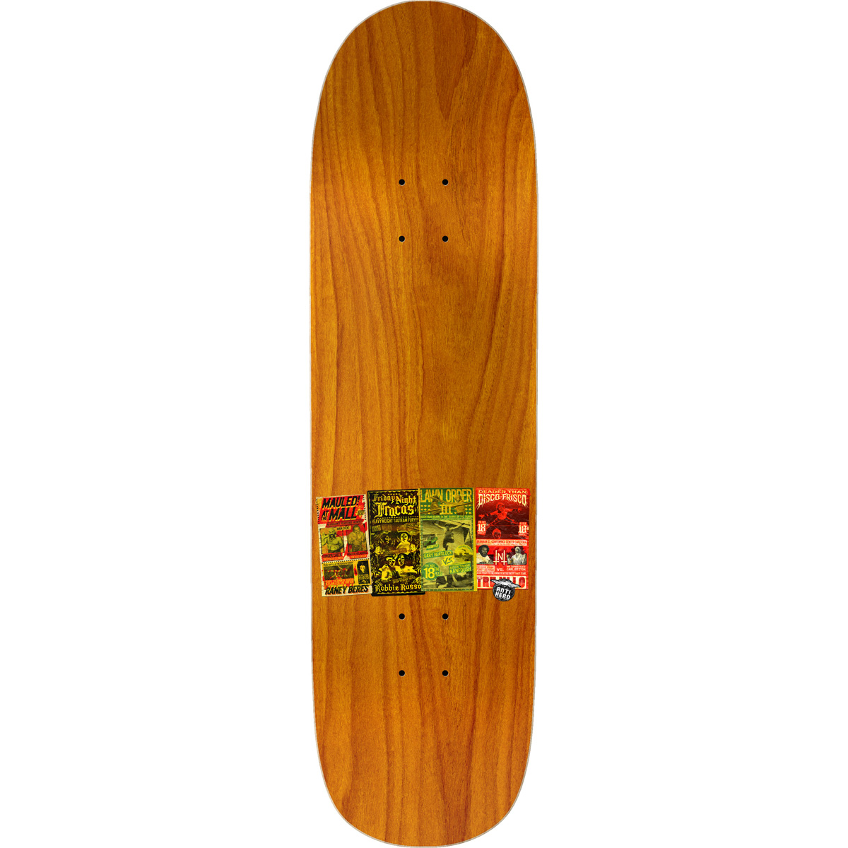 AH DECK FRIDAY NGHT KFSH 8.55