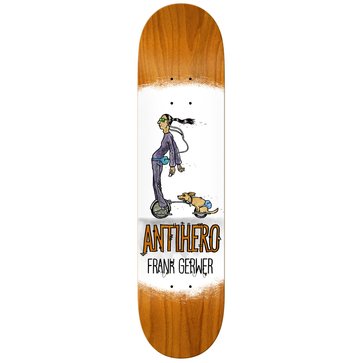 AH DECK ELECTRIC LUX GRWR 8.25 - Click to enlarge