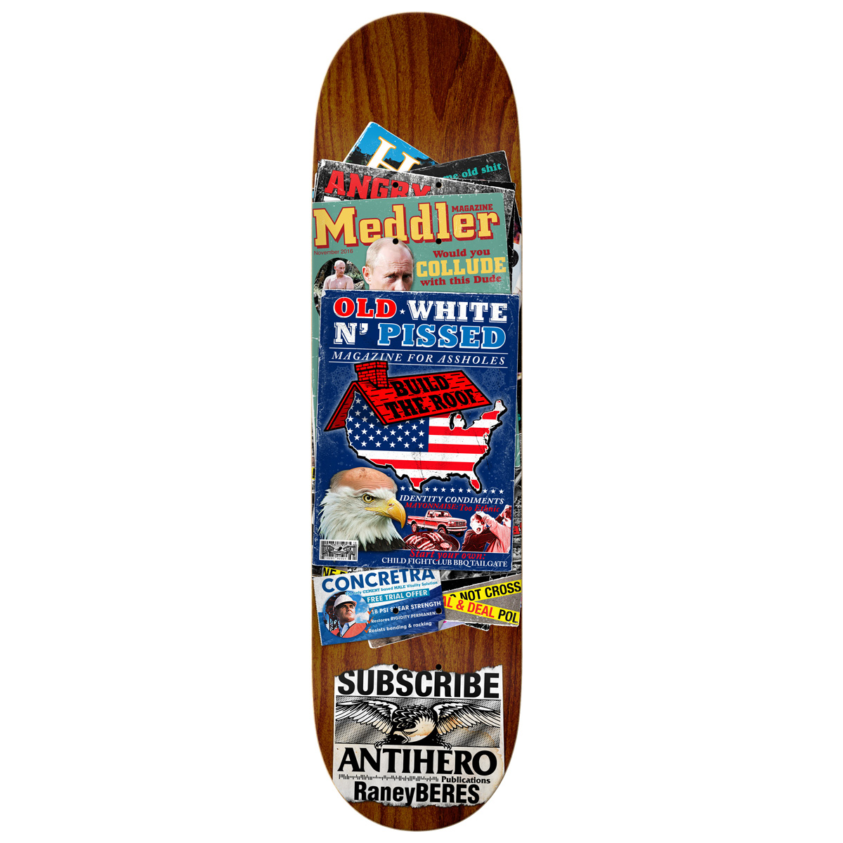 AH DECK BACK ISSUES BERES 8.25 - Click to enlarge