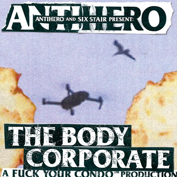 AH DVD THE BODY CORPORATE - Click to enlarge