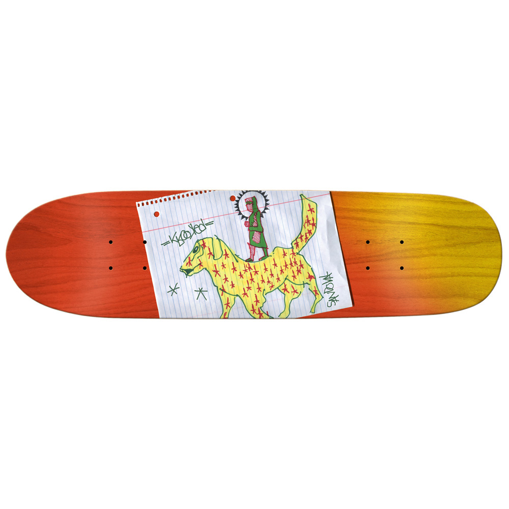 KRK DECK NOMAD RONNIE 8.5 - Click to enlarge
