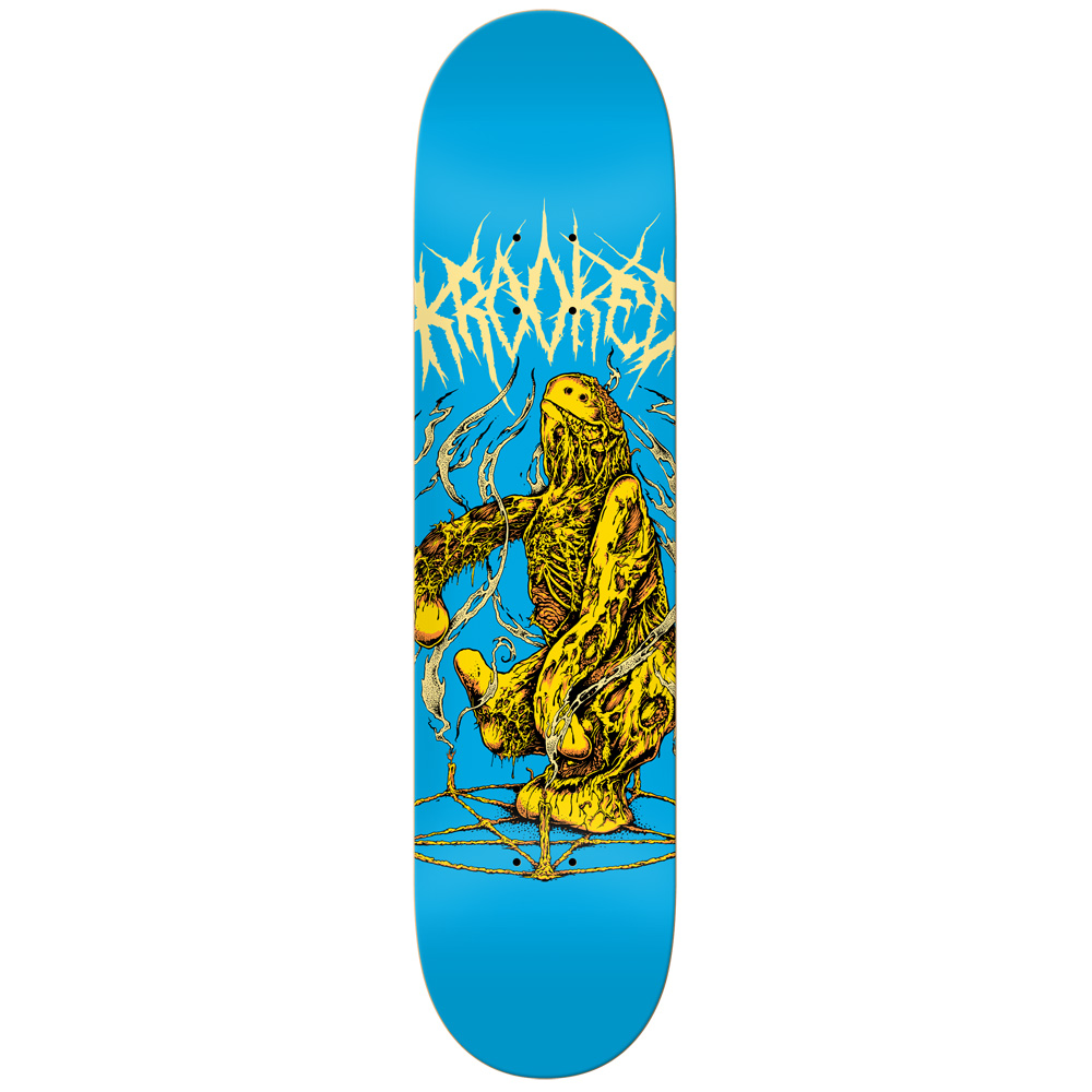 KRK DECK NECRO SHMOO 8.06 - Click to enlarge