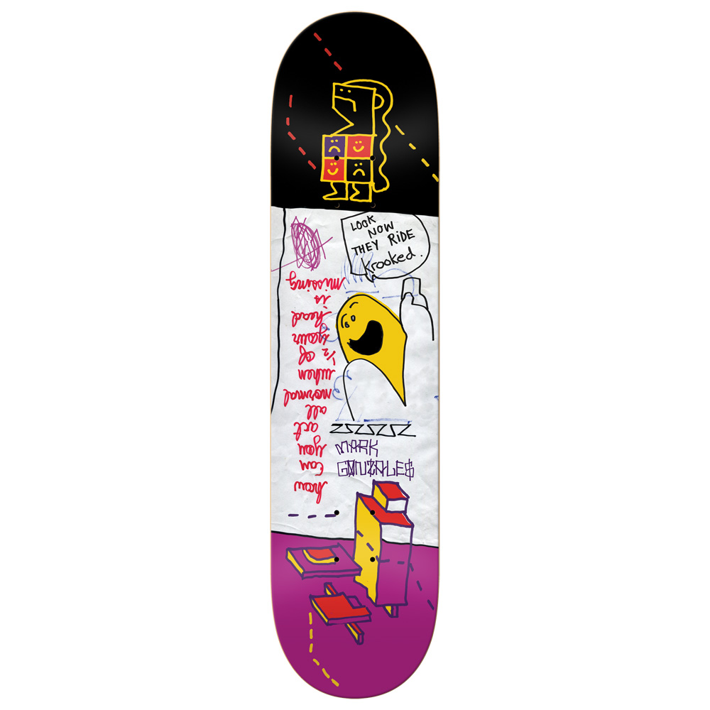 KRK DECK IN THE NOW GONZ 8.5 - Click to enlarge