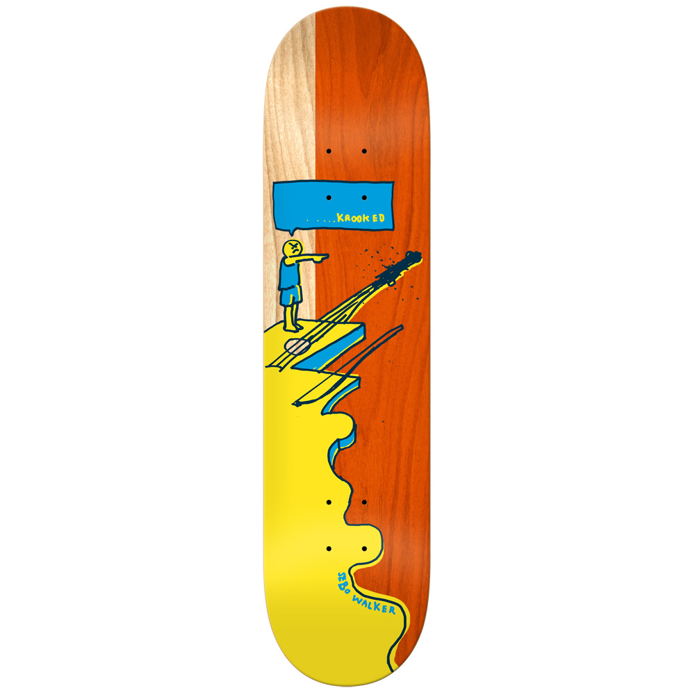 KRK DECK MYSTRO SEBO 8.25 - Click to enlarge