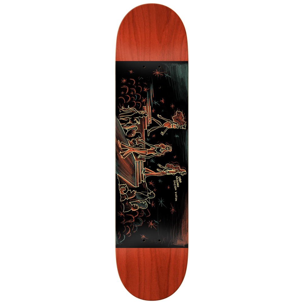 KRK DECK FASHN VCTM SEBO 8.125 - Click to enlarge