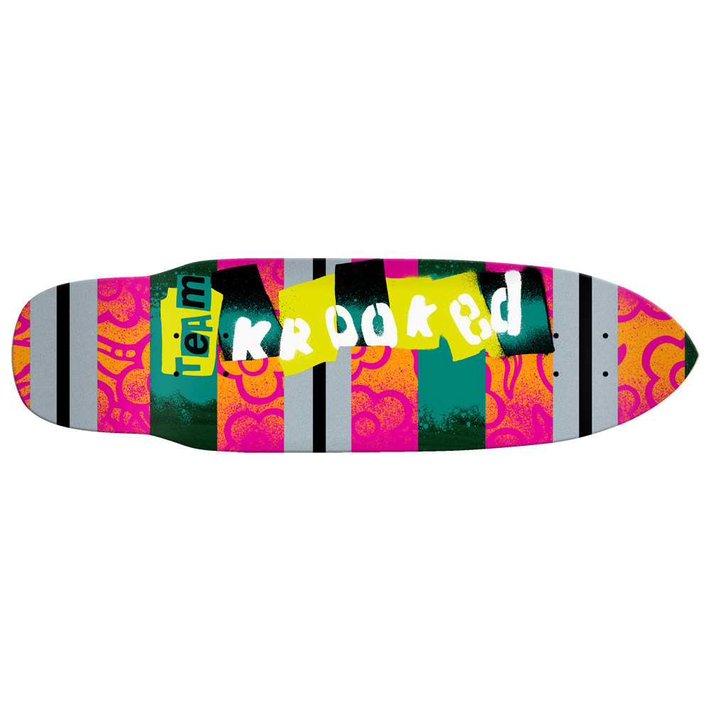 KRK DECK RAT STICK REDUX 8.25 - Click to enlarge