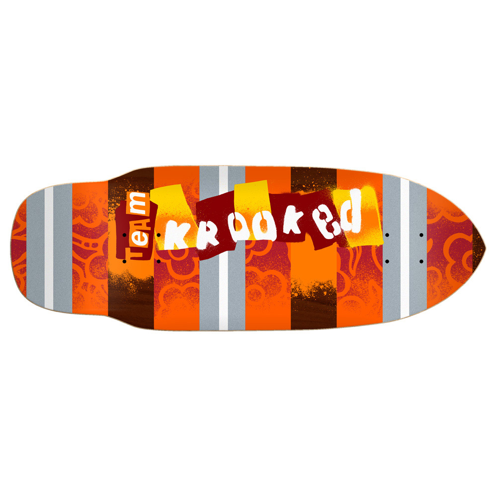 KRK DECK RAT STICK REDUX 10.2 - Click to enlarge