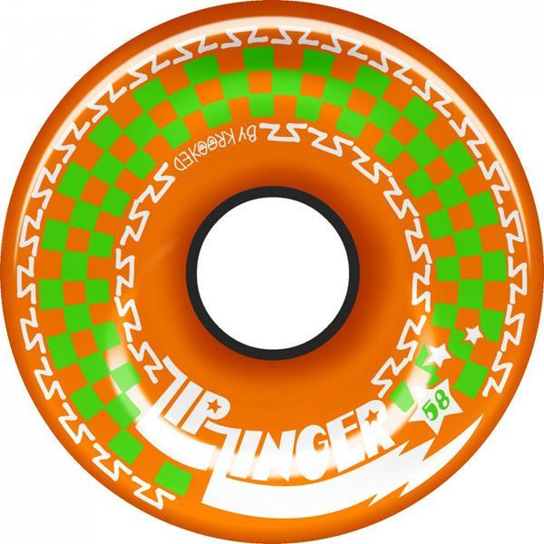KRK WHL ZINGER ORG 58MM - Click to enlarge