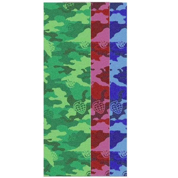 THU GRIP LEADER CAMO ASST SHT - Click to enlarge