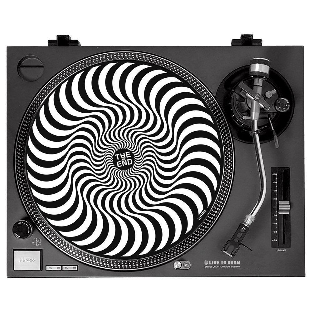 SF SLIPMAT CLASSIC SWIRL - Click to enlarge