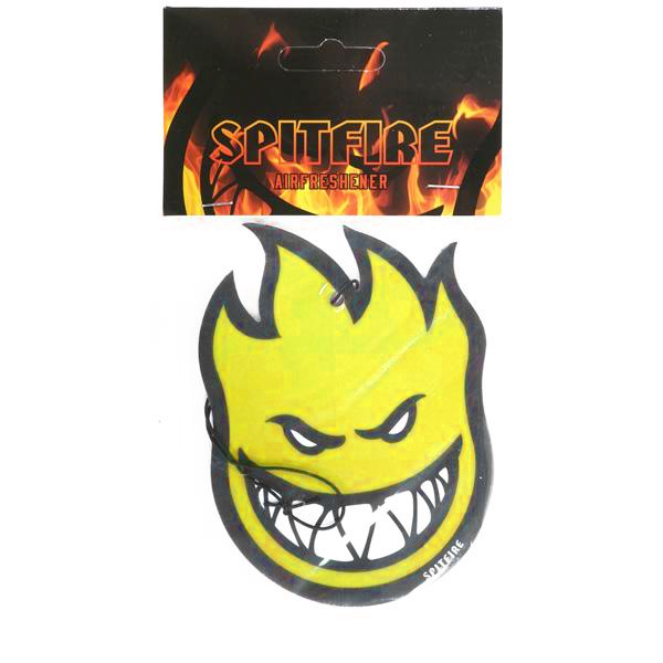 SF AIR FRESHENER BIGHEAD YLW - Click to enlarge