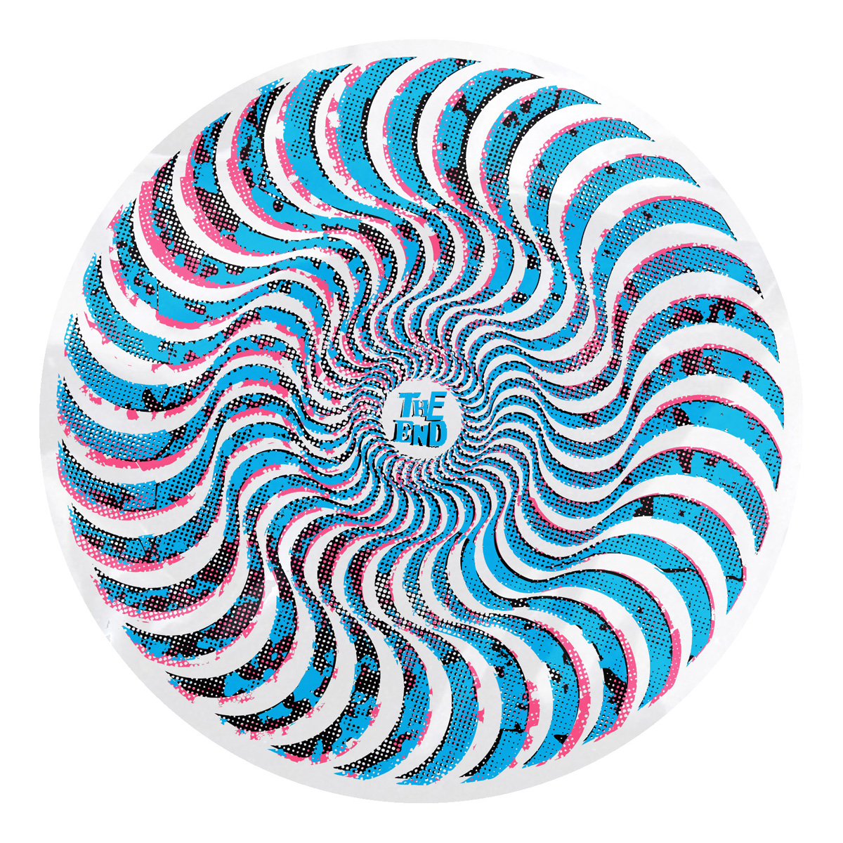 SF STKR NEVERMIND SWIRL 10PK - Click to enlarge