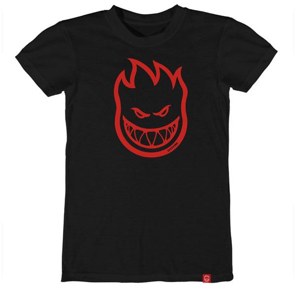 SF LD TEE BIGHEAD BLK M - Click to enlarge