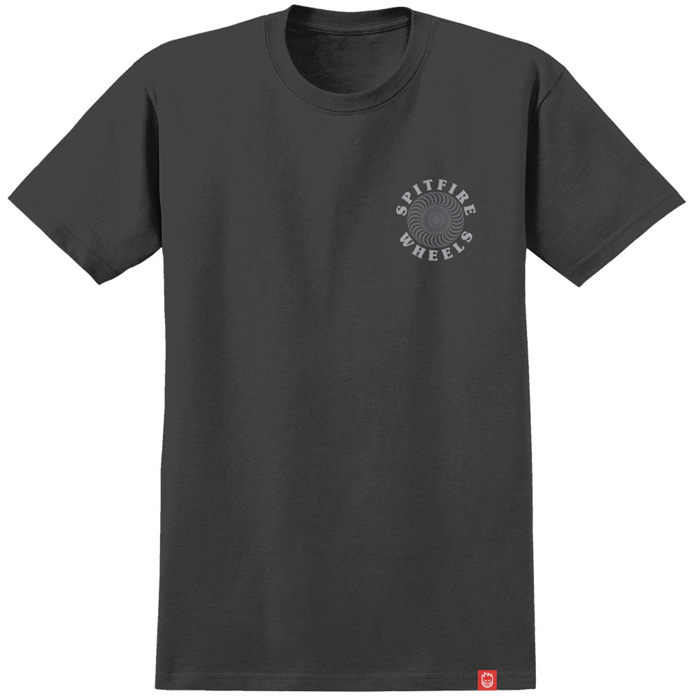 SF TEE OG CLASSIC BLK/GRY S