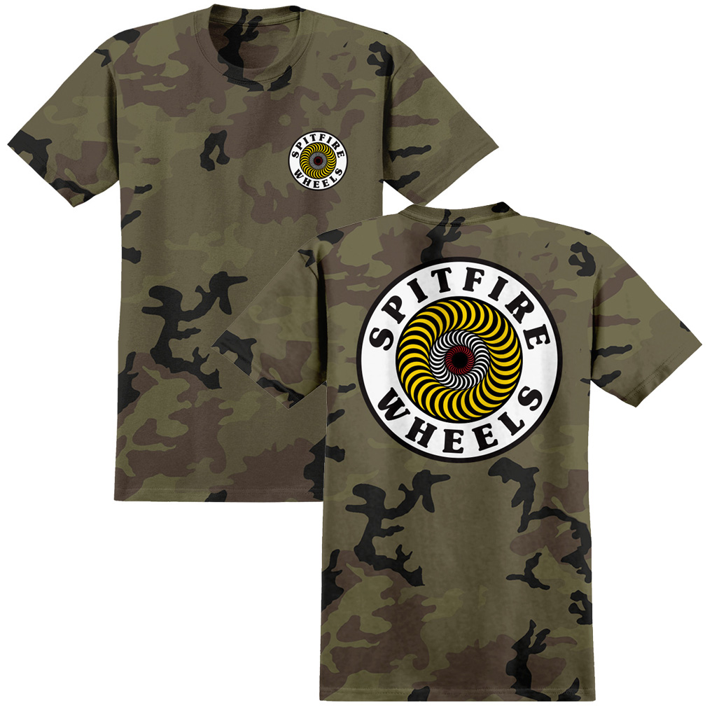 SF TEE OG CIRCLE CAMO XL - Click to enlarge