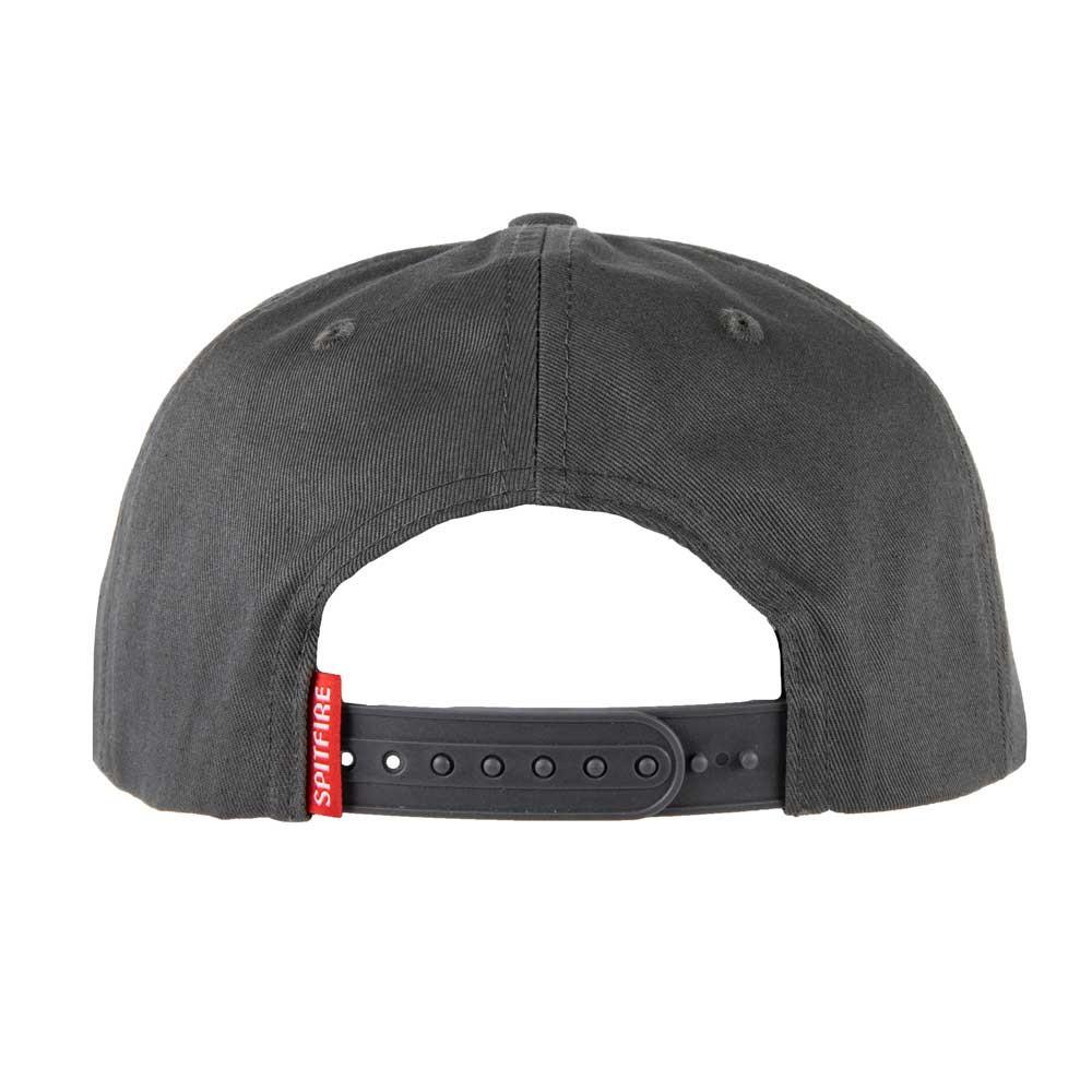 SF CAP ADJ OG SWIRL PATCH CHAR
