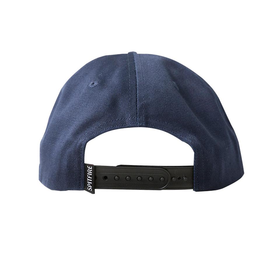 SF CAP ADJ BIGHEAD FILL NVY/RD
