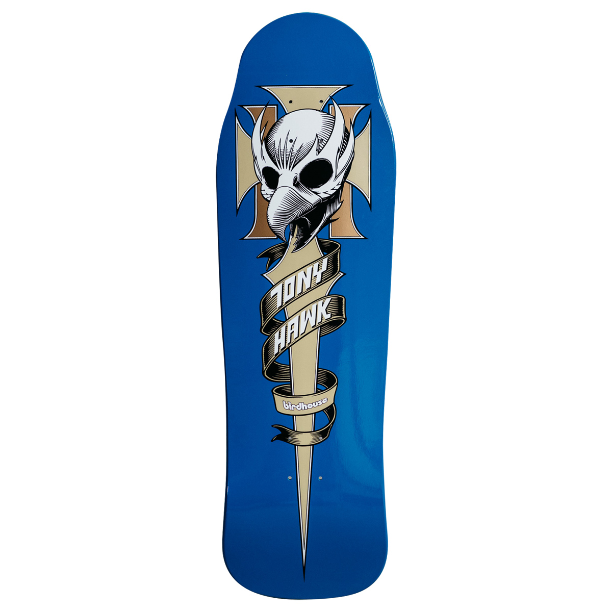 BH DECK OLD SCHOOL CREST 9.75 - Click to enlarge