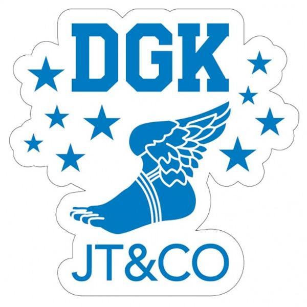 DGK STKR JT&CO INFINTY 10PK - Click to enlarge