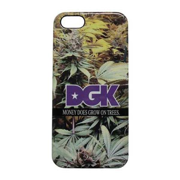 DGK IPHONE 5 CASE MONEY TREE - Click to enlarge