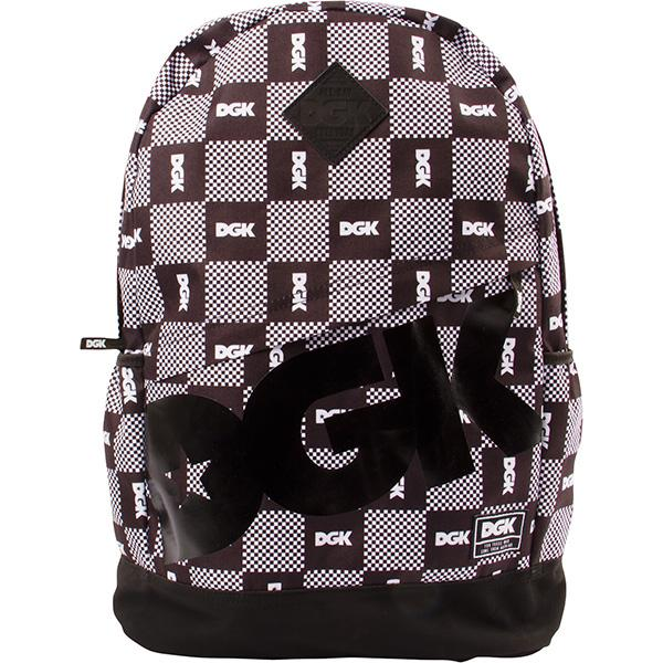 DGK BACKPACK ANGLE CHECK BLK - Click to enlarge