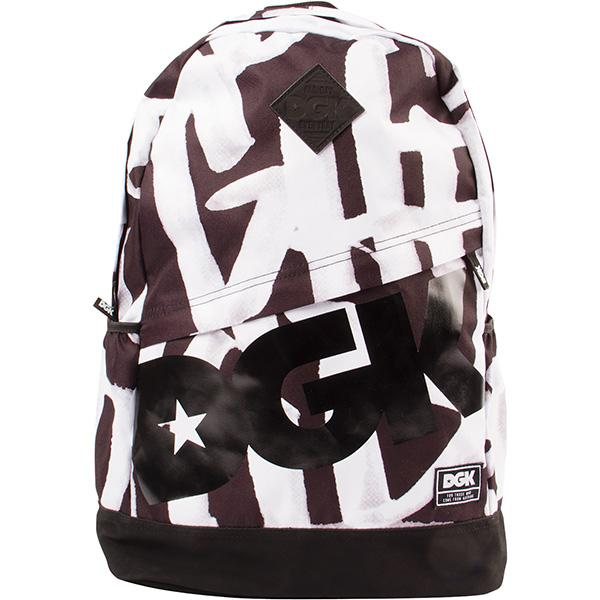 DGK BACKPACK ANGLE GTNG UP BLK - Click to enlarge