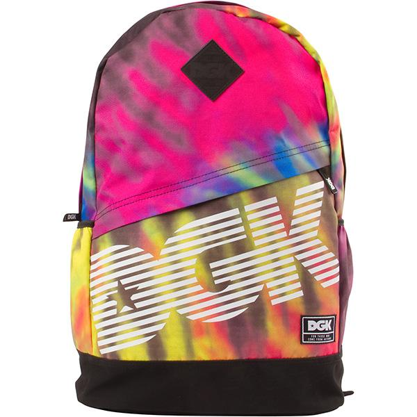 DGK BACKPACK ANGLE TIE DYE - Click to enlarge