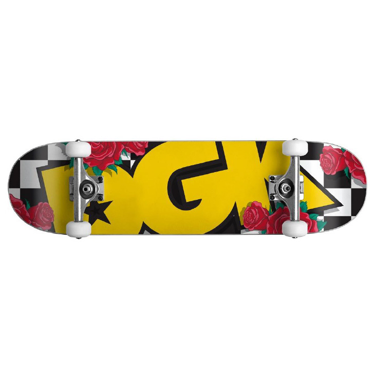 DGK COMP FAST TIMES 7.25 MINI - Click to enlarge