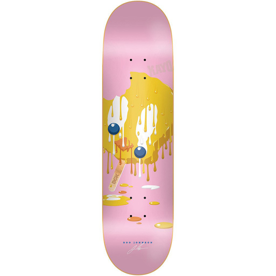 DGK DECK MELTED BOO 8.25 - Click to enlarge