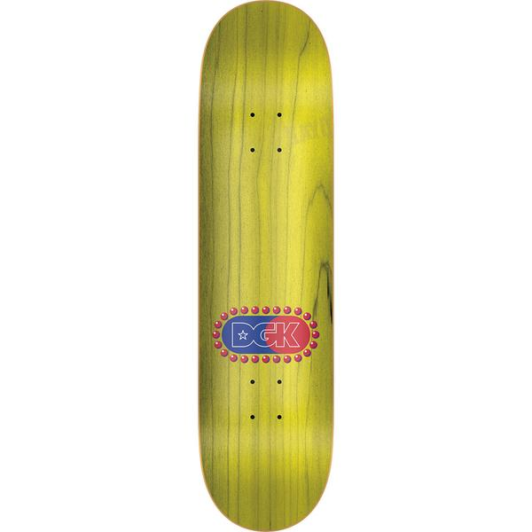 DGK DECK MELTED BOO 8.25