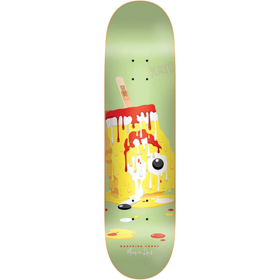 DGK DECK MELTED QUISE 8.06 - Click to enlarge