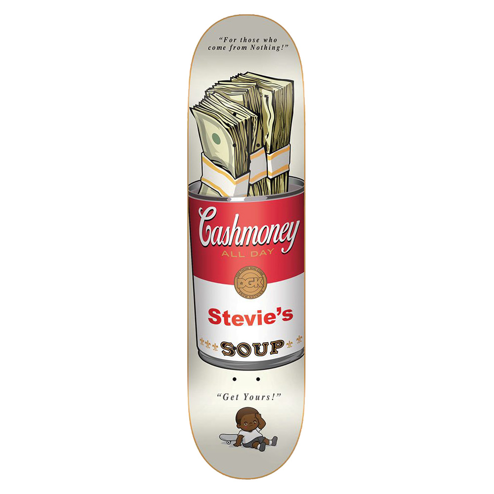 DGK DECK GHETTO GOODS WLMS 8.1 - Click to enlarge