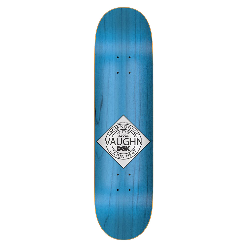 DGK DECK GHETTO GOODS VGN 8.25