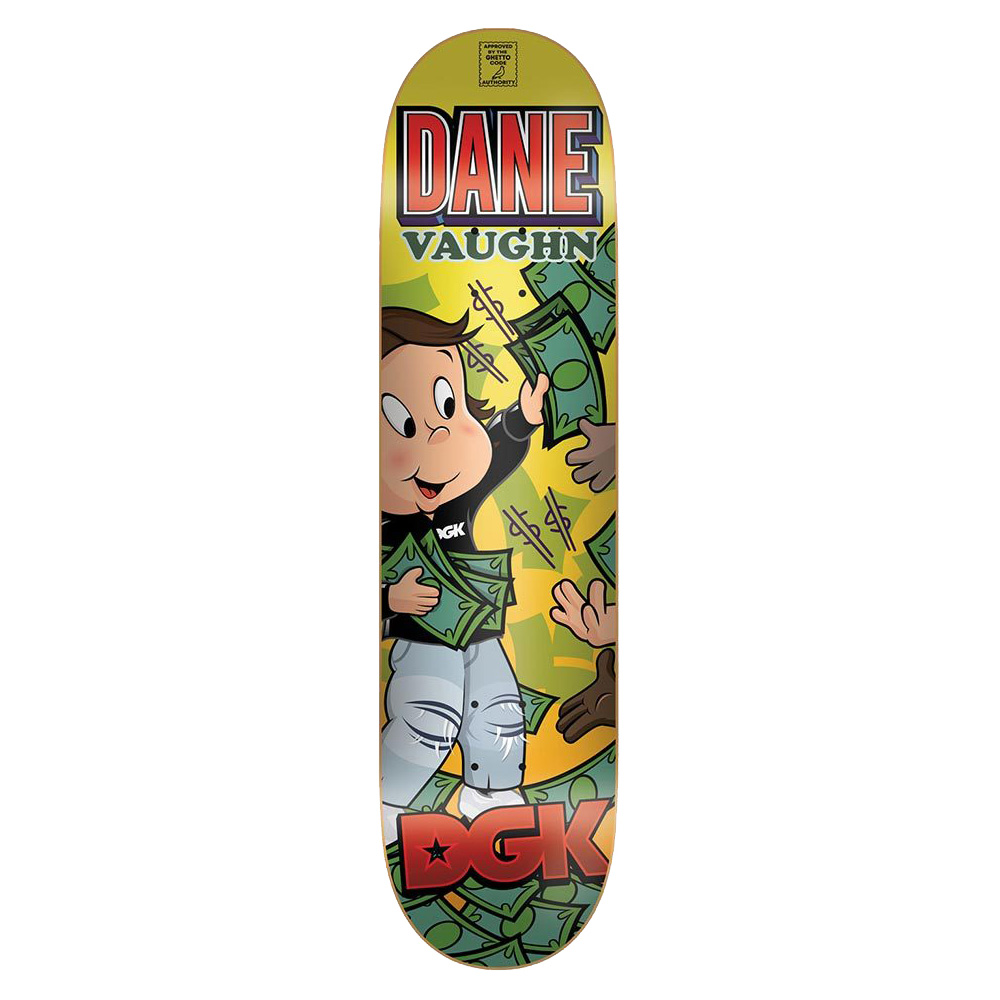 DGK DECK FROM NOTHING VGN 8.25 - Click to enlarge