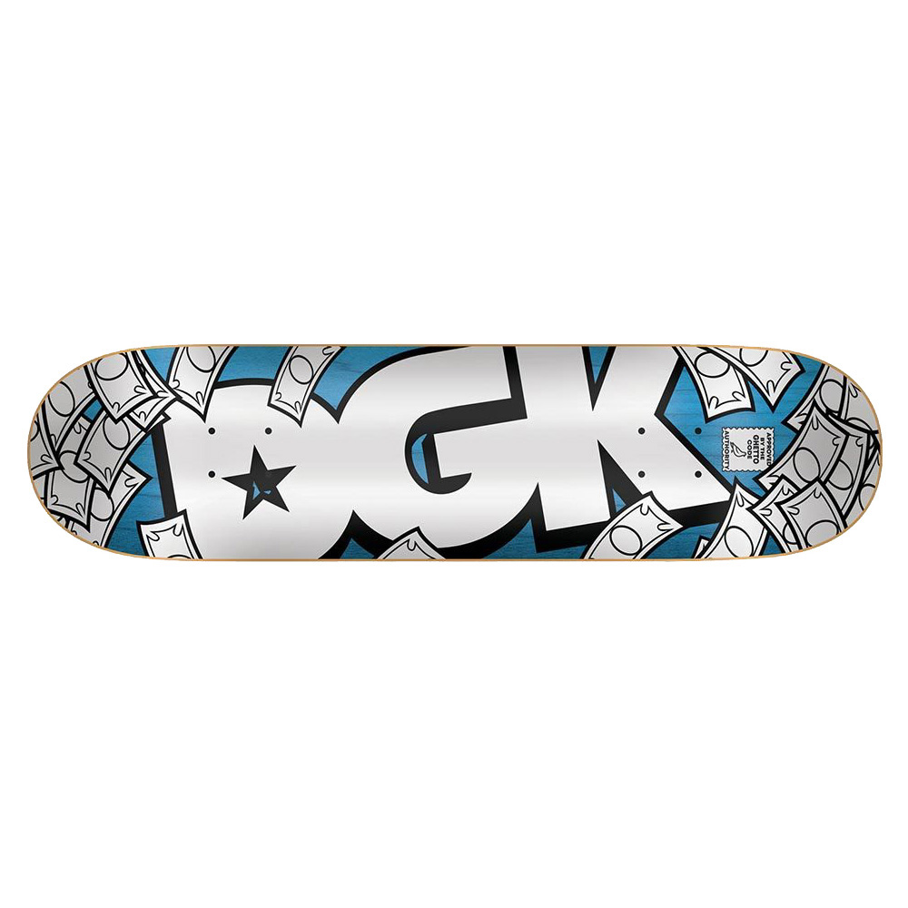 DGK DECK FROM NOTHING BOO 8.5