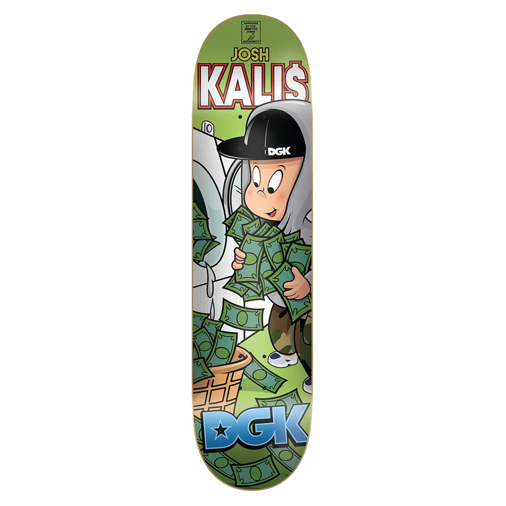 DGK DECK FROM NOTHING KLS 8.38 - Click to enlarge