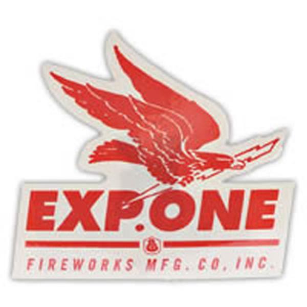 EXP STKR EXP EAGLE 10PK - Click to enlarge