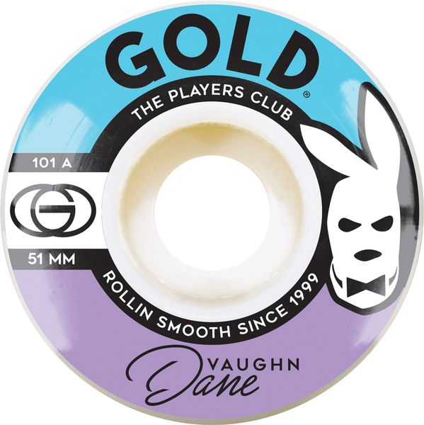 GLD WHL PLAYERS CLUB DANE 51MM - Click to enlarge