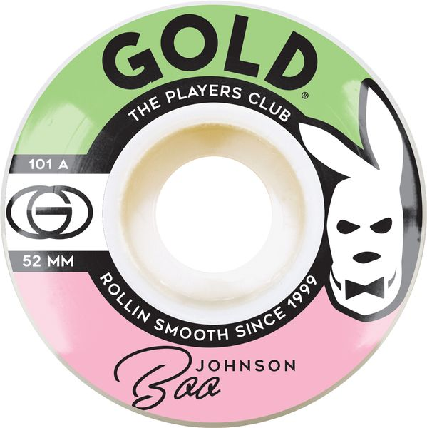 GLD WHL PLAYERS CLUB BOO 52MM - Click to enlarge