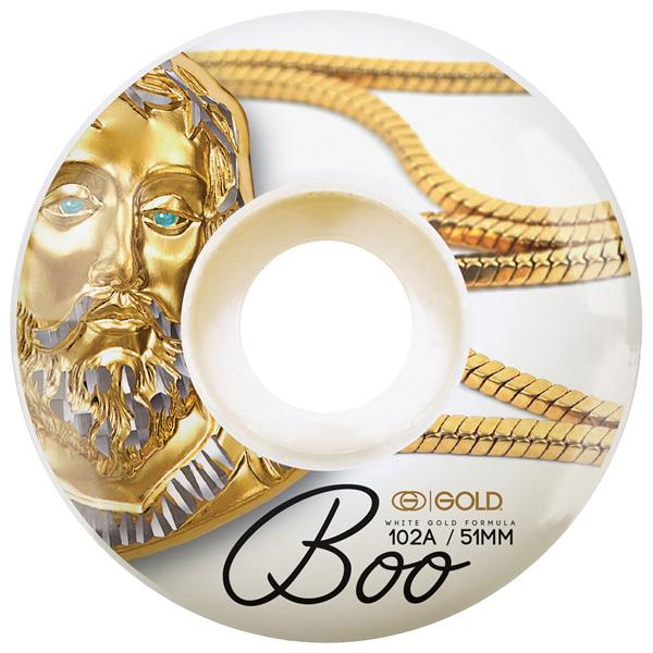 GLD WHL SAVIOR BOO 51MM - Click to enlarge