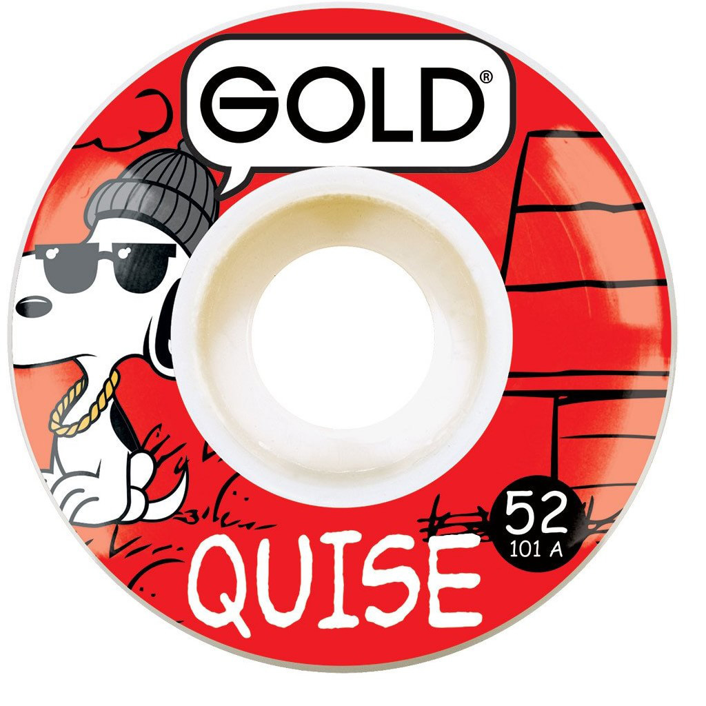 GLD WHL GANG QUISE 52MM - Click to enlarge